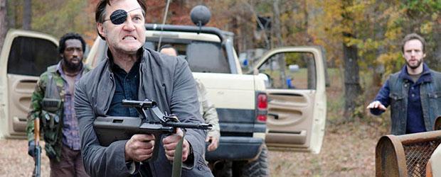 The Walking Dead 316 - Painel
