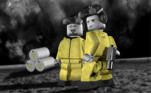 Breaking Bad - LEGO