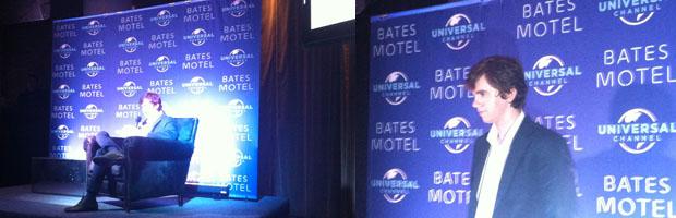 Coletiva Freddie Highmore - Bates Motel (2)