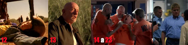Breaking Bad - As Mortes provocadas por Walter White (14a23)