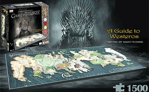 Game of Thrones - Quebra-cabecas