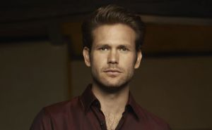 The Vampire Diaries Pictured: Matt Davis as Alaric Photo Credit: Art Streiber / The CW © 2010 The CW Network, LLC. All Rights Reserved.