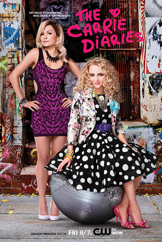 The Carrie Diaries - Season 2 poster