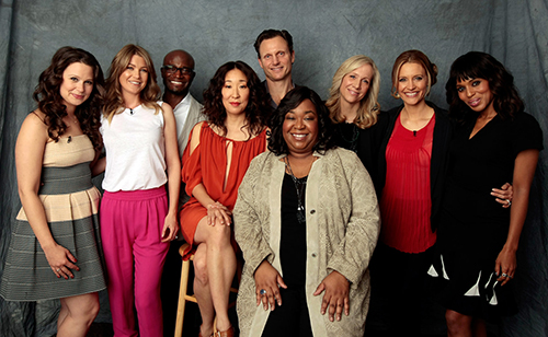 Academy of Television Arts & Sciences Presents Welcome To Shondaland: An Evening With Shonda Rhimes & Friends - Panel