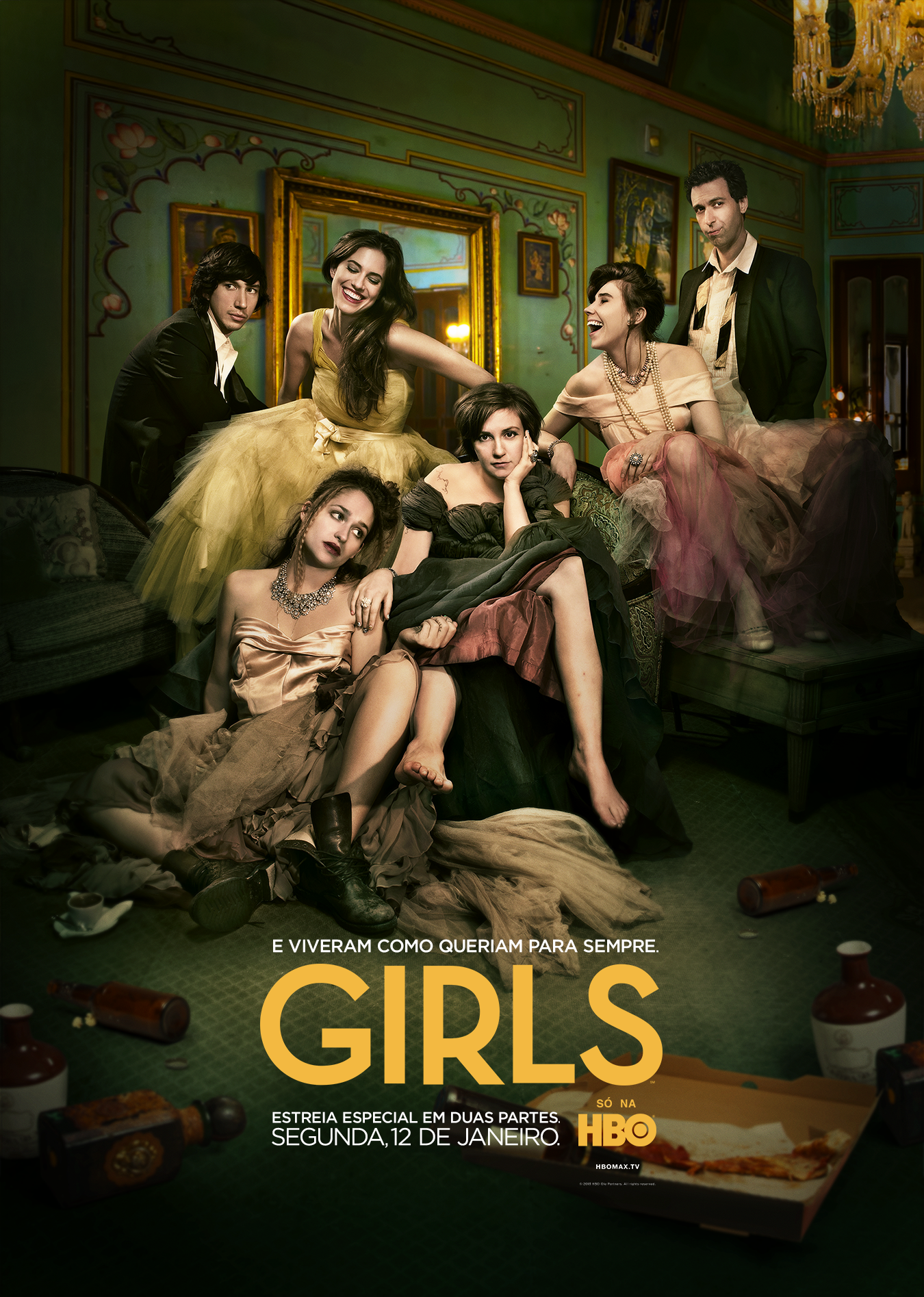 Key Art Girls S3 BR