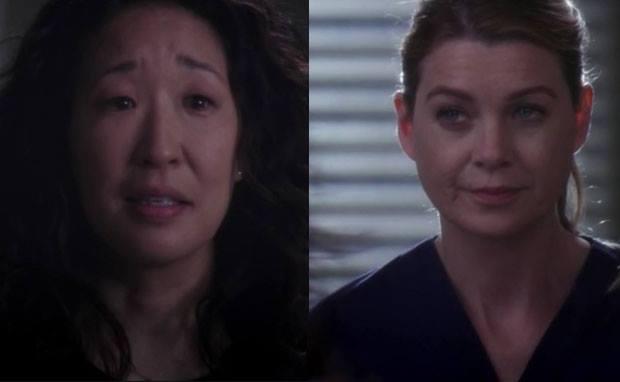 Grey's Anatomy - Cristina e Meredith