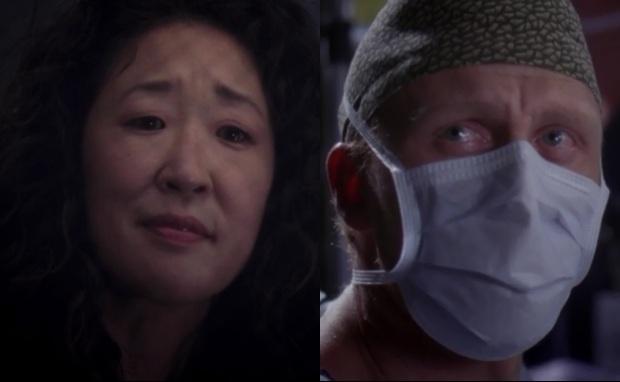 Grey's Anatomy - Cristina e Owen