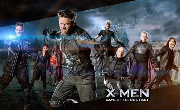 X-Men Dias de um Futuro Esquecido (1)