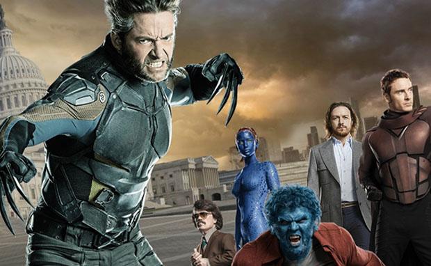 X-Men Dias de um Futuro Esquecido (2)