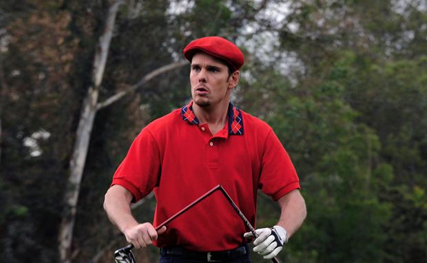 Johnny-Drama-Golf