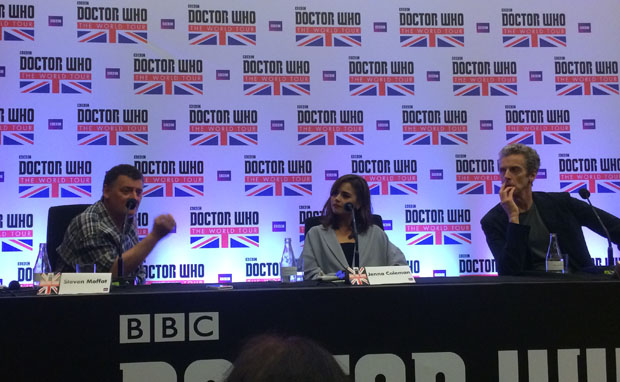 Coletiva Doctor Who (2)