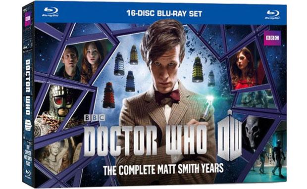 Doctor Who - Matt Smith Years (Blu-ray)
