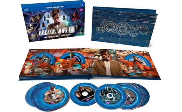 Doctor Who - Matt Smith Years (Blu-ray)2