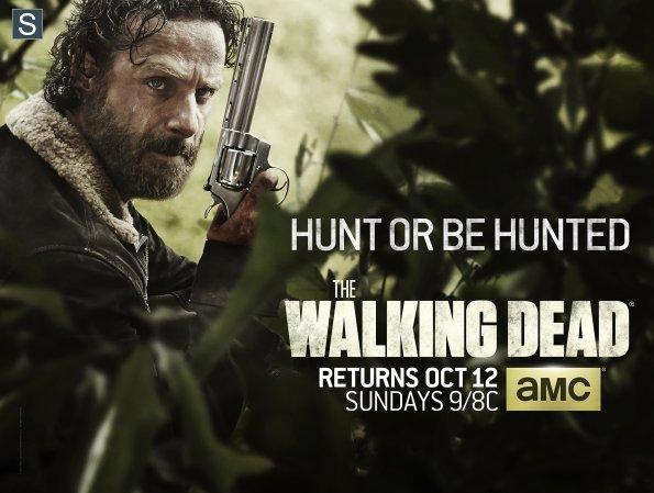 The Walking Dead - Season 5 - Promotional Poster_595_slogo
